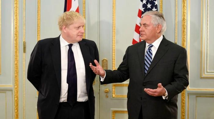 US needs to pay attention to relationship with Britain, Tillerson says