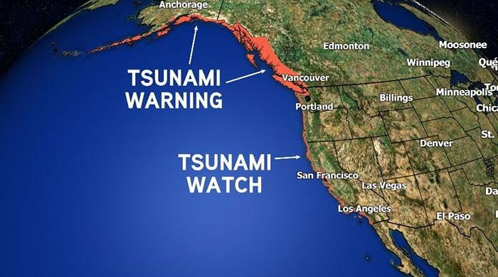 Tsunami warnings canceled along US, Canada coast