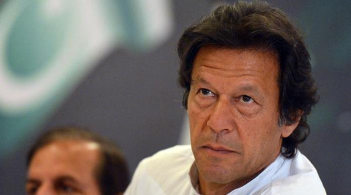 PTI lawmakers handed over resignations to me: Imran