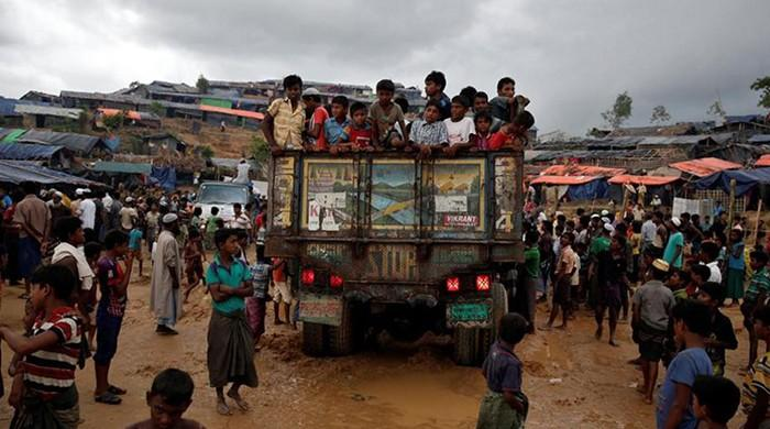 Myanmar blames Bangladesh for delayed Rohingya return