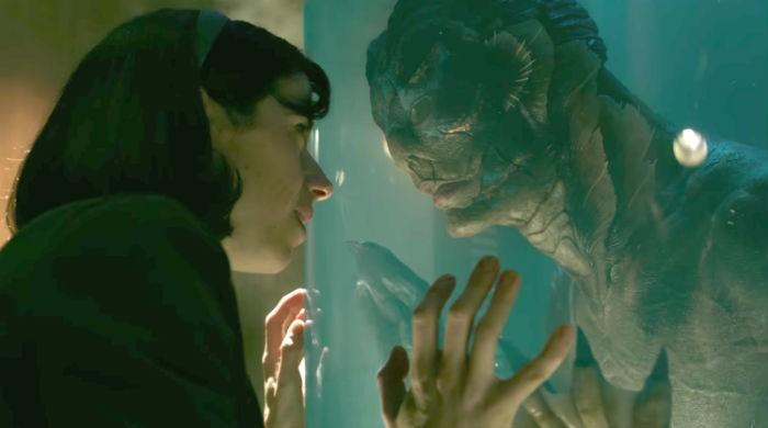 'The Shape of Water' leads Oscar nominations with 13