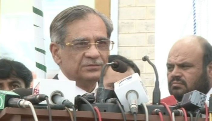 Activists demand public apology from Pakistan's Chief Justice over 'skirt' remark