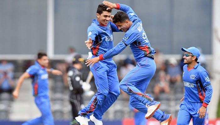 Afghanistan too good for New Zealand U19