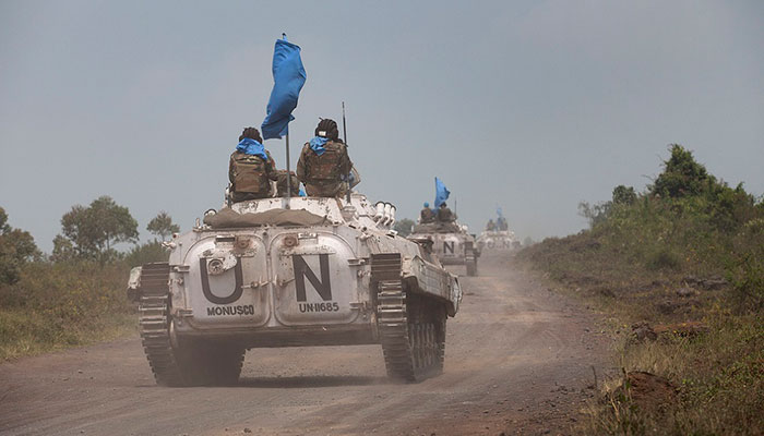 Pakistani peacekeeper martyred in DR Congo