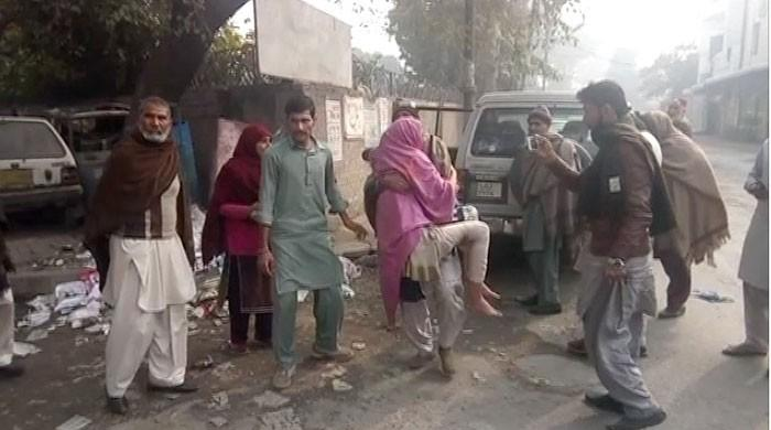 Gujranwala housemaid allegedly tortured by police over theft suspicion