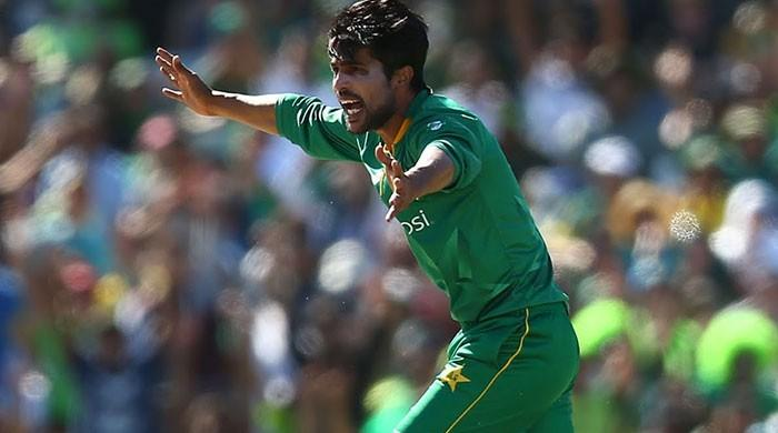 The Aamir review which turned things around for Pakistan in T20 decider