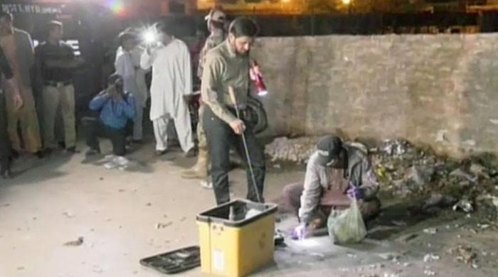 Blast in garbage dump in Hyderabad, one killed