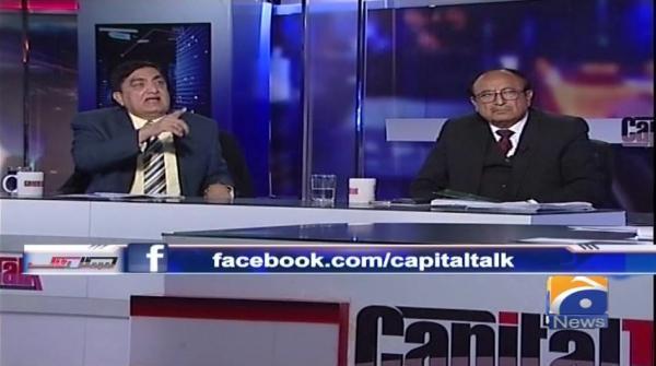 Capital Talk - 31 January 2018