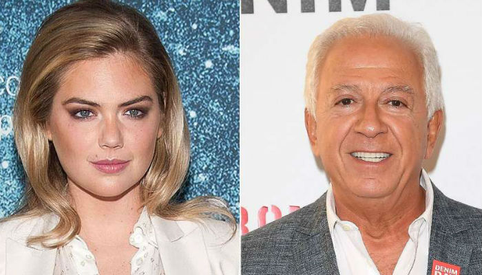 Kate Upton Accuses Guess Founder Paul Marciano of Sexual Harassment
