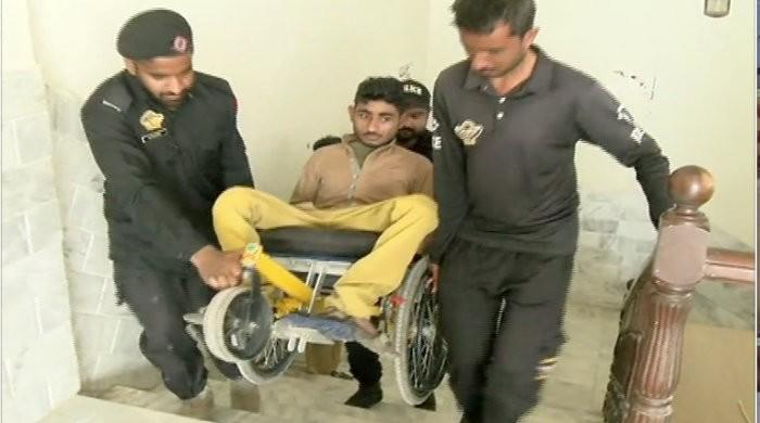 People with disabilities made to climb stairs for job interviews in Hyderabad