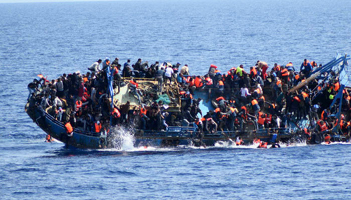 90 migrants feared dead in boat accident in Libya