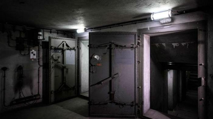Preserved in time: WWII bunker hidden under Paris train station