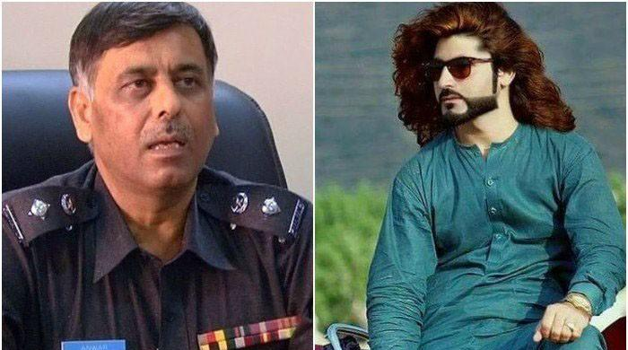 AIG Aftab Pathan calls meeting over Rao Anwar's arrest: sources