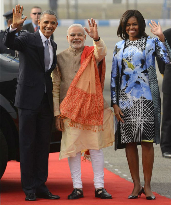 Modi's visit to Palestine, UAE, Oman of strategic importance