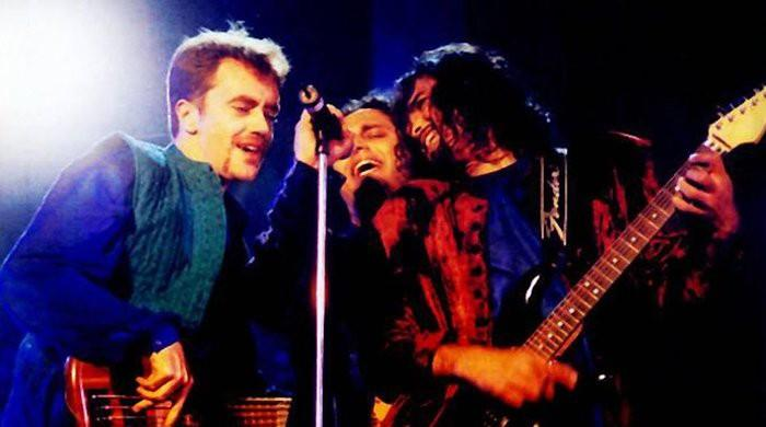 Is Junoon headed for a reunion?