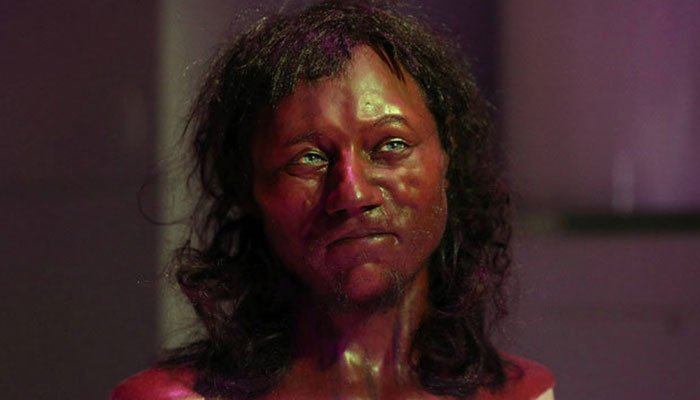 First modern Briton Cheddar Man had 'dark to black skin'