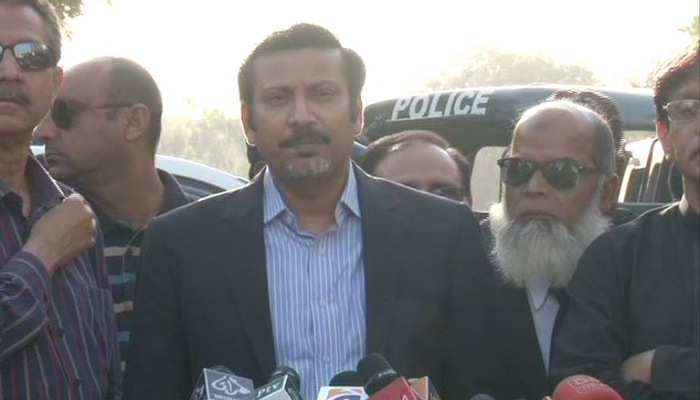 Farooq Sattar nominates Kamran Tessori for Senate election