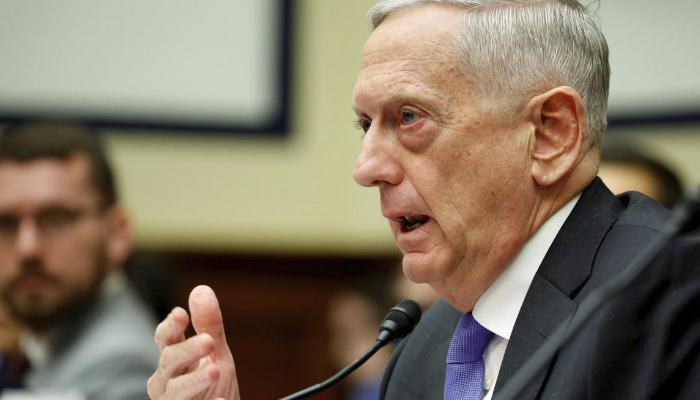 Washington is Trump's preferred setting for military parade, but options open: Mattis