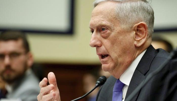 Immigrants serving in military won't face deportation, Defense Secretary James Mattis says