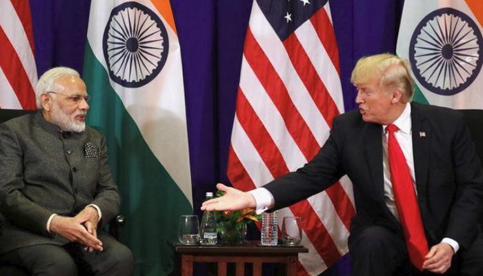 Trump and Modi speak as India weighs sending troops to Maldives
