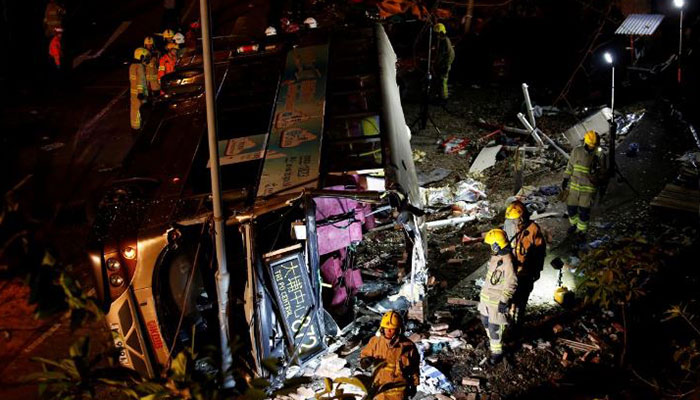 Hong Kong Bus Crash: Full Story & Must-See Details