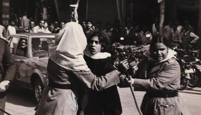 Asma Jahangir through the years