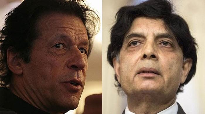 Imran invites Nisar to join PTI fold