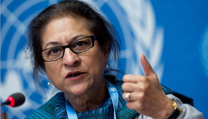 Death of Asma Jahangir is shocking