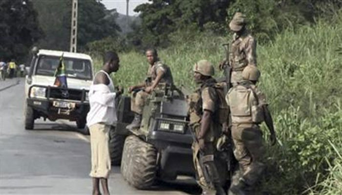 Image result for South African military investigates Congo torture reports