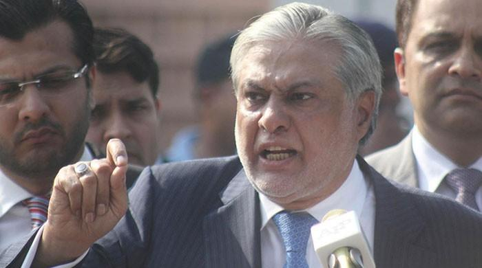 ECP rejects Ishaq Dar's Senate nomination papers