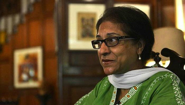Pakistani human rights lawyer Asma Jahangir dies at 66