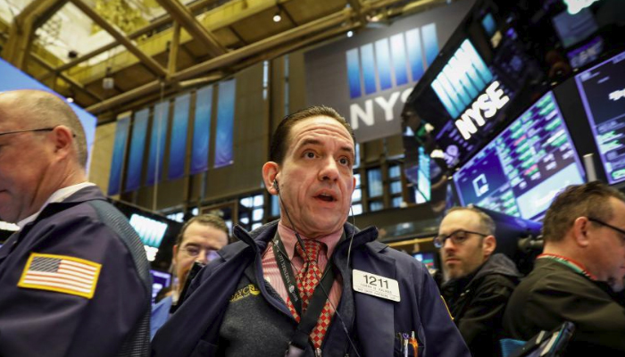 Wall Street Drops as Inflation Tops Expectations