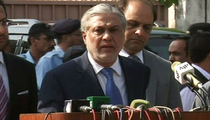 Senate elections: Ishaq Dar challenges rejection of nomination papers by ECP