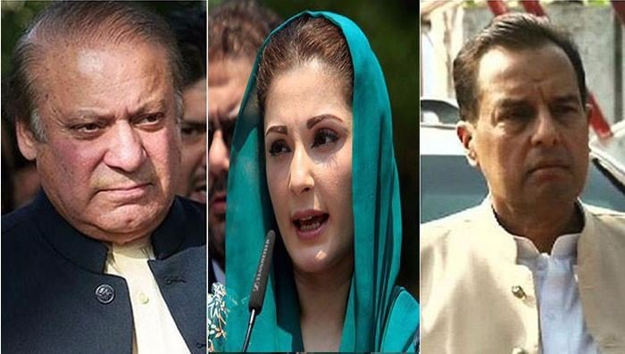 NAB references: Accountability court rejects Sharif family's exemption plea