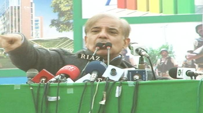 Liars will be defeated in next elections, says Shehbaz at Burewala
