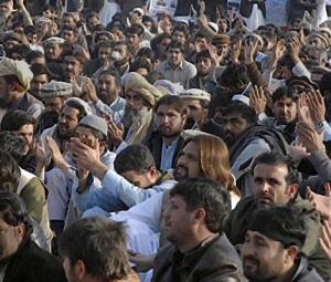 Inside Islamabad's #PukhtunLongMarch