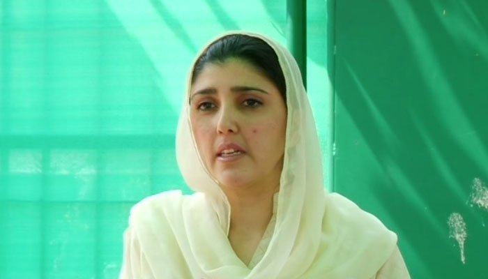N offered Senate ticket for maligning army: Gulalai