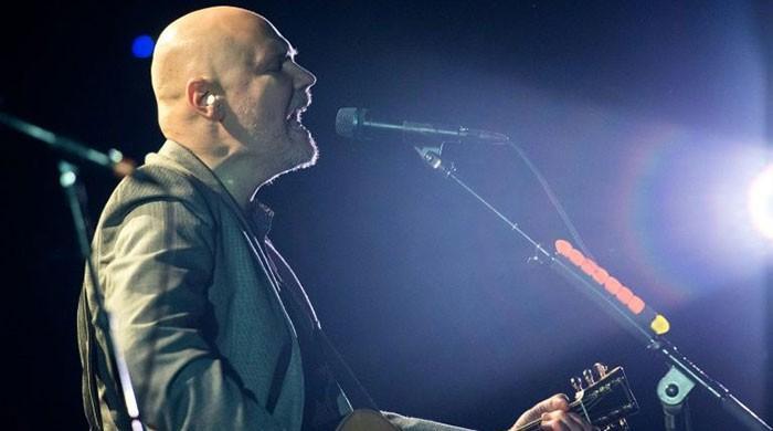 Smashing Pumpkins reunite, minus one, to revisit '90s hits