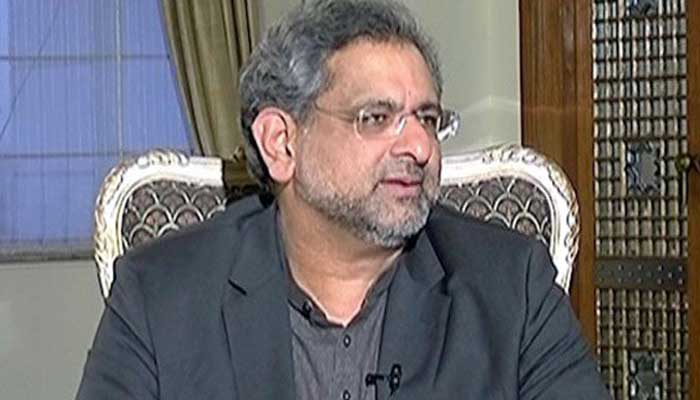 PM Abbasi calls out judiciary on 'crossing the line'