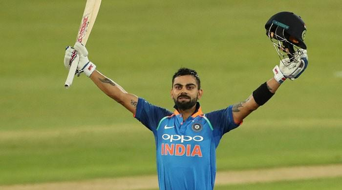 Kohli ton leads India to eight-wicket rout of South Africa