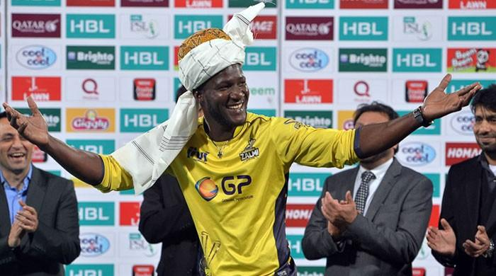 Cannot wait to lift PSL trophy in Karachi: Sammy