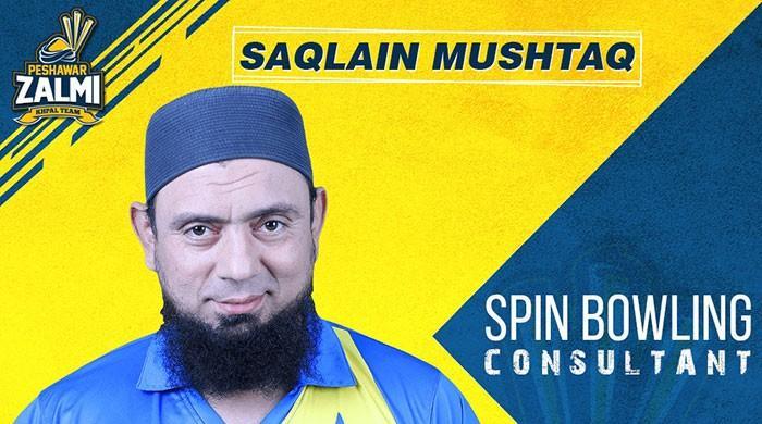 Saqlain Mushtaq joins Zalmi as spin bowling consultant
