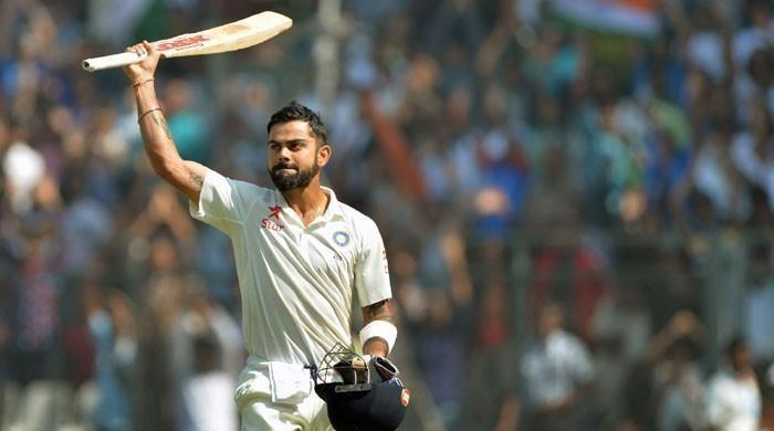 It's not finished yet says 'world best' Kohli