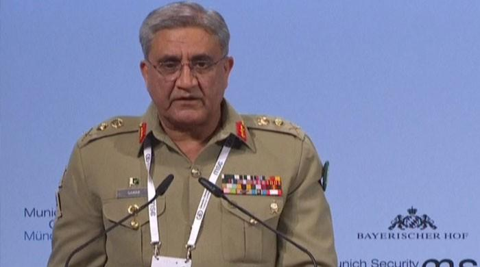 No militant camps exist on Pakistani soil, COAS tells Munich Security Conference