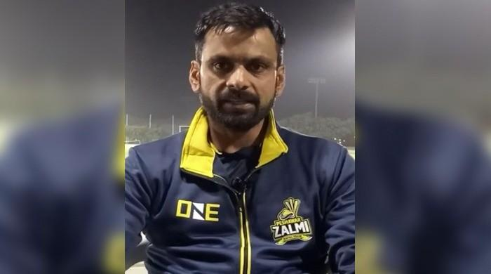 Zalmi working hard to retain title in PSL 2018, says Hafeez