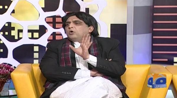 Ayesha ji ka dummy museum mein ch.Nisar ko khan sb ki party join karnay ka mushwara?
