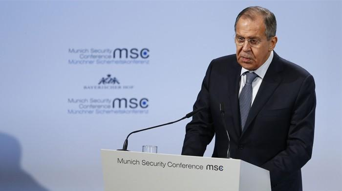 Without facts, US vote meddling allegations are 'blabber', Russian Foreign Minister