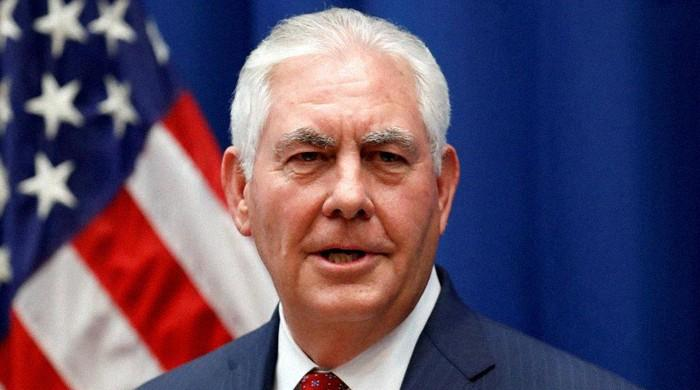 Tillerson to North Korea on talks: 'I'm listening'