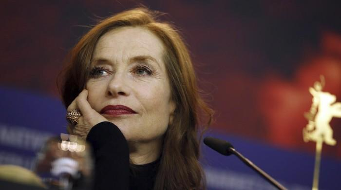 French actress Isabelle Huppert glad women are speaking up about harassment