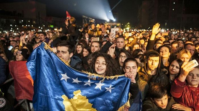 Kosovo celebrates 10 years since declaring independence